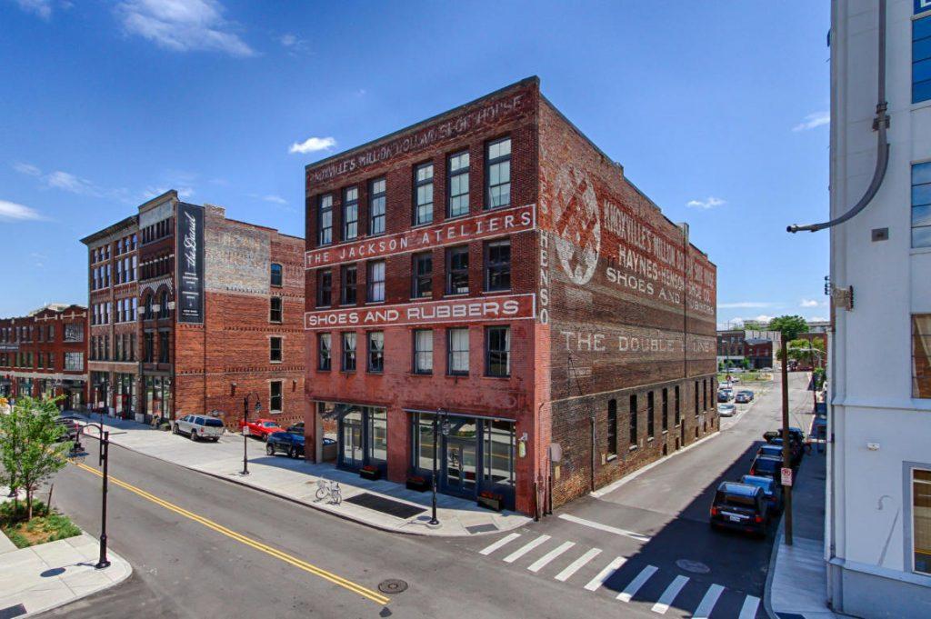 W. Jackson Downtown